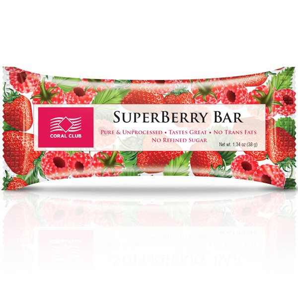 СуперБерри Бар SuperBerry Bar