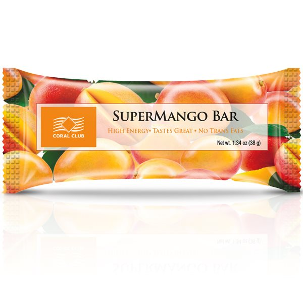 Батончик «СуперМанго Бар» SuperMango Bar