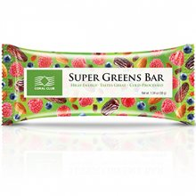 Батончик «СуперГринс Бар» SuperGreens Bar