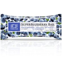 СуперБлуберри Бар SuperBlueberry Bar